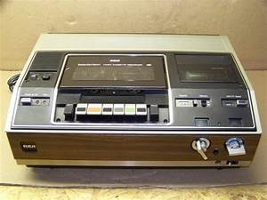 RCA SelectaVision VHS VCR Model VCT200