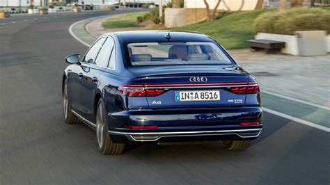 2019 Audi A8 First Drive Resetting The Standard