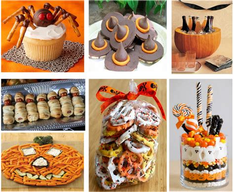 treats for adults halloween party beautiful decorations and food recipes ideas