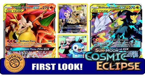 If you have 3 or fewer cards in your deck, its 180 base damage. Cosmic Eclipse is our BIGGEST Pokemon TCG Set of All Time!