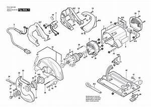 Skil 5500 F012550000 Parts