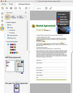 how to compare pdf file versions adobe acrobat dc tutorials With pdf document versions