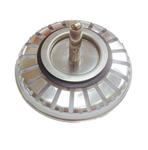 replacement kitchen sink strainer plugs carron v5 sinks and taps sink plugs 7751