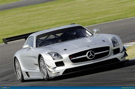 Ausmotivecom Mercedes Benz Sls Amg Gt3 Photo Gallery