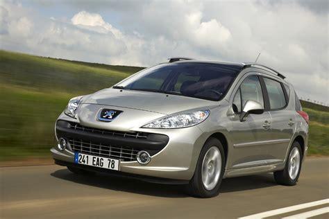 amazing peugeot 207 sw peugeot 207 car technical data car specifications