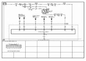 7571 2003 Mazda 6 Keyless Wiring Diagrams