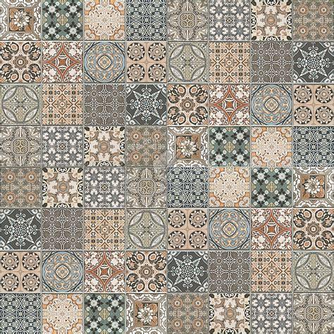 patchwork tile texture seamless