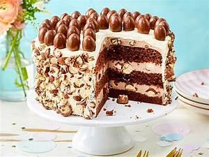 Backen Mit Kinderschokolade : schoko bon torte rezept lecker ~ Frokenaadalensverden.com Haus und Dekorationen