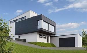 Farbe Für Garage Innen : modernes haus mit garage ~ Michelbontemps.com Haus und Dekorationen