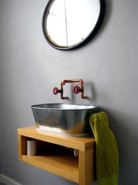 Badezimmer Unterschrank Holz Design by Waschbecken Design Lassen Sie Sich Einfach Inspirieren