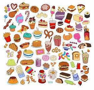 Cute Food Wallpaper - WallpaperSafari