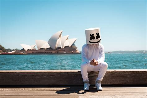 Marshmello Wallpapers And 183 ①
