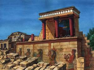 Palace of Knossos The best place to capture the mystery ...