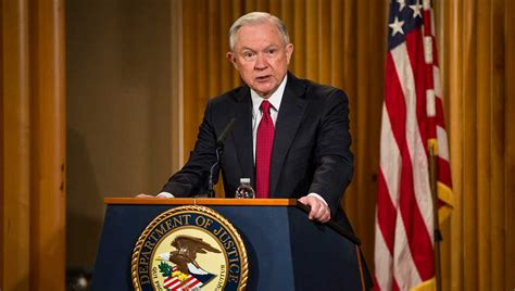 Jeff Sessions pretty sure the Attorney General is allowed ...
