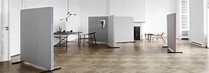 Cloison Acoustique Bureau : cloisons acoustiques pour une isolation phonique efficace ~ Premium-room.com Idées de Décoration