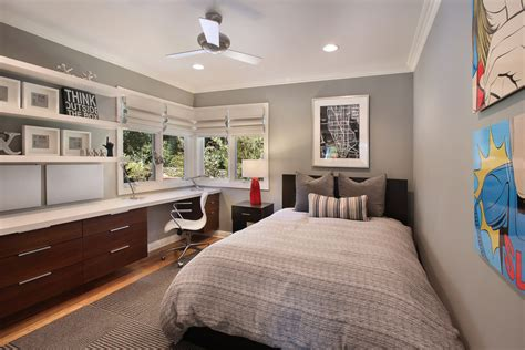 24+ Teen Boys Room Designs, Decorating Ideas Design