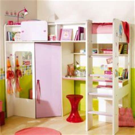 lit mezzanine 1 place bureau integre lit enfant meuble et lit pour enfant lit original enfant