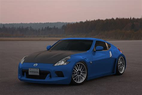 nissan, 370z, Coupe, Tuning, Cars, Japan Wallpapers HD ...