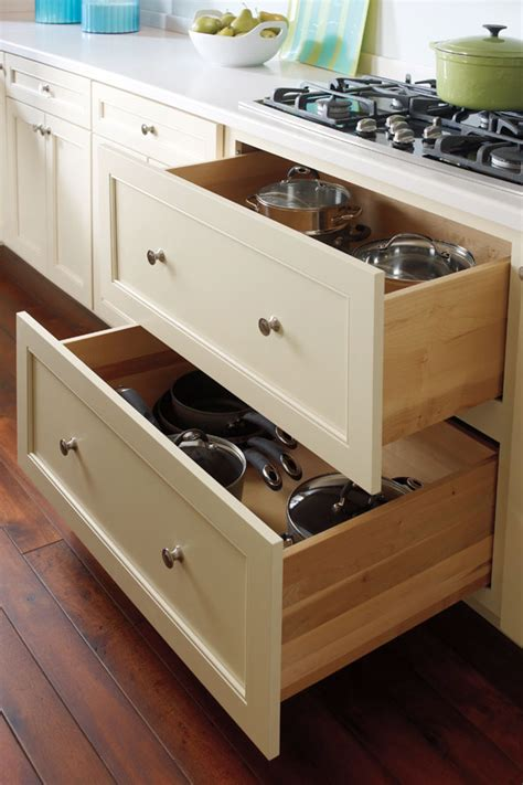 base kitchen cabinets with drawers two drawer base cabinet schrock cabinetry 7601