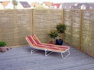 Aus Welchem Holz Werden Bögen Gebaut : rankgitter und sichtschutzelemente mit bambusst ben selber ~ Lizthompson.info Haus und Dekorationen
