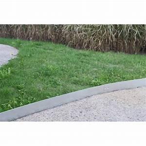 Bordure De Jardin : votre bordure de jardin en acier galvanis jardin et saisons ~ Melissatoandfro.com Idées de Décoration