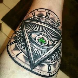Stoner Tattoos • Featured, Stoner Blog