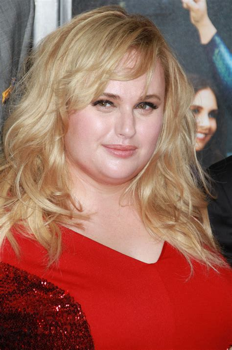 Rebel Wilson – 'How To Be Single' Premiere in New York ...