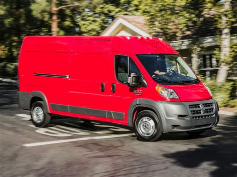 New 2018 Ram Promaster 2500  Price, Photos, Reviews
