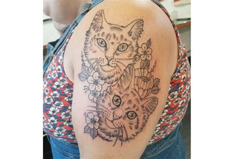 Dos and Don'ts to Remember When Getting Cat Tattoos - Catster