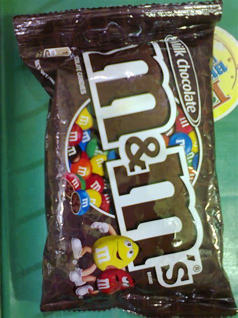 zainieys coklat mm peanut milk chocolate