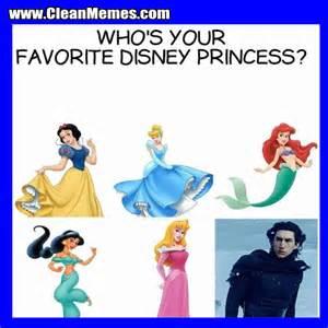 Disney Princess Funny Memes Clean