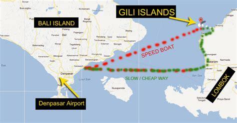 gili islands close  bali austro indonesian arts program