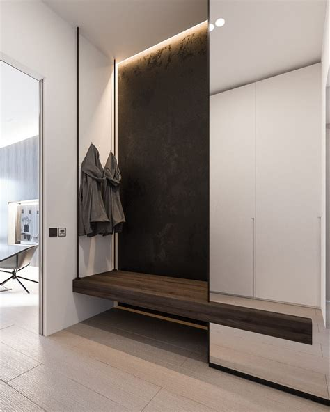 Ditch The Clutter 30 Minimalist Entryways
