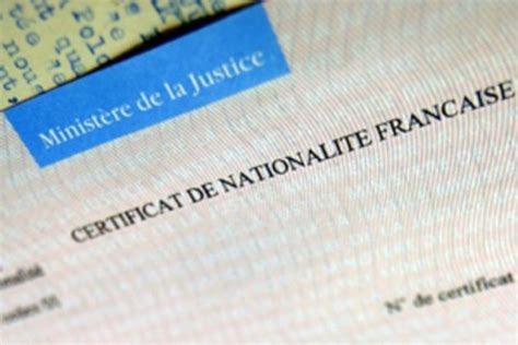 bureau de nationalit fran aise delai certificat de nationalite en 2013