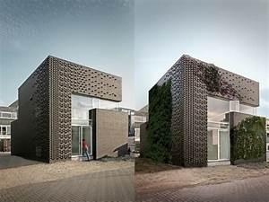 Black Brick House by Marc Koehler Architects