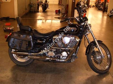 1989 Harley-davidson Fxlr 1340 Low Rider Custom (reduced