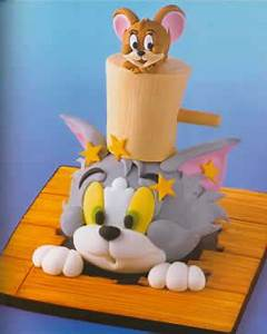My Life as a MOM: Tom and Jerry Cake 6/4/10