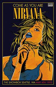 Image Gallery nirvana poster
