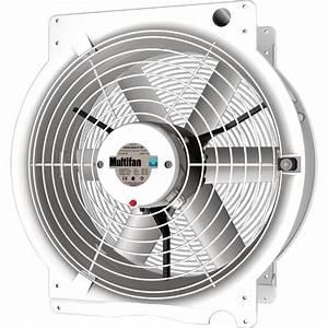 20 Inch Multifan Recirculation Fan 120v