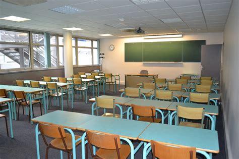 les salles de cours