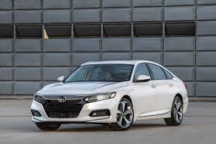 best honda a 2018 honda accord revealed is the accord s new look its