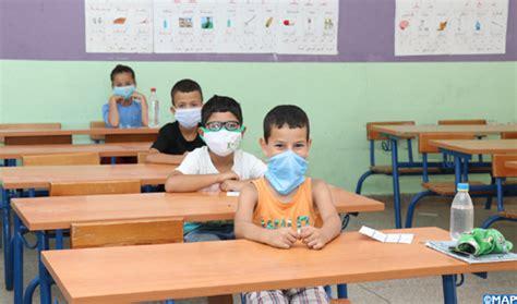 Chichaoua : Rentrée scolaire 2020-2021