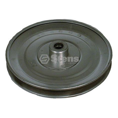 murray mower deck pulley 275 012 lawn mower deck spindle pulley murray 774090