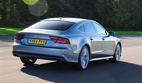 used audi a7 sportback review pictures auto express