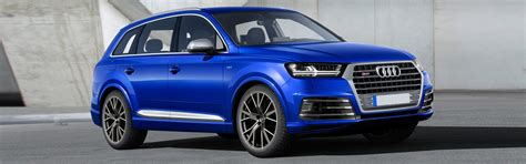 New Audi Sq7 Suv Price, Specs And Release Date Carwow
