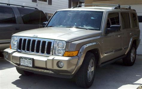 jeep limited 2006 2006 jeep commander pictures cargurus