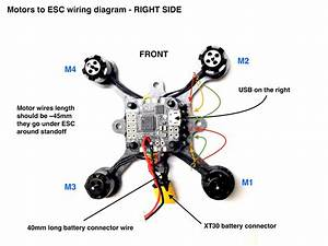 Flexrc Pico Core Motors Wiring Diagram  U2013 Flex Rc