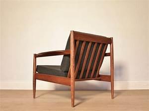 Fauteuil Vintage Scandinave : fauteuil scandinave ~ Dode.kayakingforconservation.com Idées de Décoration