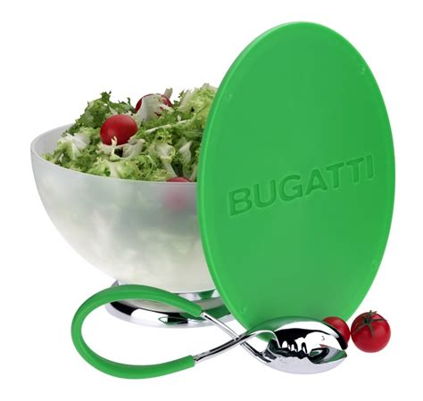 Great savings free delivery / collection on many items. Green Bugatti Primavera Salad Bowl and Mola Kiss salad ...