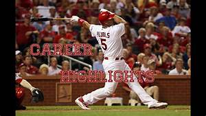 Albert Pujols Career Highlights - YouTube